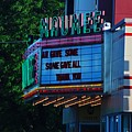 Maumee Movie Theater I by Michiale Schneider