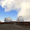 Mauna Kea Observatories by Kimberly Reeves