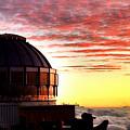 Mauna Kea Observatory Hawaii by Tara Roberts
