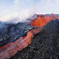 Mauna Loa Eruption by Joe Carini - Printscapes