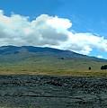 Mauna Loa Panorama by D Nigon