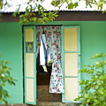Maupiti Doorway by Kyle Rothenborg - Printscapes