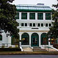Maurice Bath House - Hot Springs, Arkansas by Robert Kinser