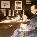 Max Planck, German Physicist by Science Source