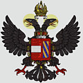 Maximilian I - Coat Of Arms  by Andrea Mazzocchetti