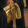 Maximilian I Holy Roman Emperor by Hendrik Jan August Leys