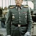Maximilian Schell As Capt. Stransky Cross Of Iron Publicity Photo 1977 by David Lee Guss