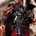 Maximus Decimus Meridius, Portrait by Andrea Mazzocchetti