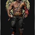 Maximus The Vampire Slayer 01 by Carlos Diaz