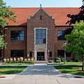 Maxwell Hall Winona State University by Kari Yearous