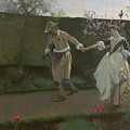 May Day Morning by Edwin Austin Abbey