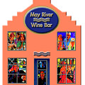 May River Wine Bar by Candace Lovely