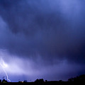 May Showers 3 In Color - Lightning Thunderstorm 5-10-2011 Boulde by James BO Insogna