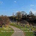 May The Road Rise Before You by Martine Murphy