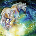 May Waterbaby Equine by Marcia Baldwin