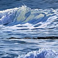 May Wave by Lawrence Dyer