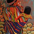 Mayan Family by Daniel Tardif