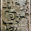 Mayan Glyph by Granger