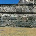 Mayan Pyramid, C450 A.d by Granger