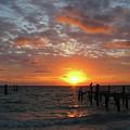 Mayan Riviera Sunrise by Paul Westcott