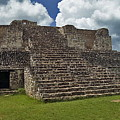 Mayan Ruins 2 by Michael Peychich