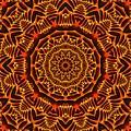 Mayan Sun God by Doug Morgan