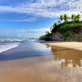 Mayaro Beach Trinidad by Nadia Sanowar