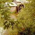 Mabry Mill 3 by Lin Grosvenor