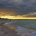 Mayflower Beach Walk by Amazing Jules