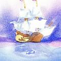 Mayflower II by Joseph Gallant