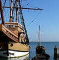 Mayflower II  by Mark Grayden