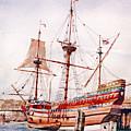 Mayflower II  by P Anthony Visco
