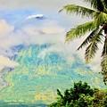 Mayon Volcano by Lorna Maza