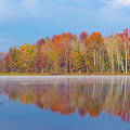 Mayor's Pond, Autumn, #2 by Gregory Schultz