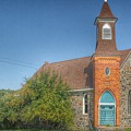 4001 - Mayville's Church Of The Past by Sheryl Sutter