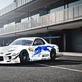 Mazda Rx-7 by Bert Mailer