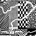 Maze Cartoon Of Color Test Screen For Hamas Tv Europe by Yonatan Frimer Maze Artist