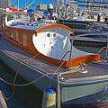 Mb 172 Epic Lass In Darling Harbour by Miroslava Jurcik