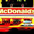 Mc Donalds On Broadway  by Funkpix Photo Hunter
