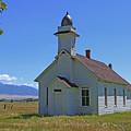 Mcallister Church by Marty Fancy