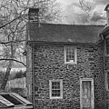 Mcconkey Ferry Inn Black And White by Tom Gari Gallery-Three-Photography