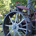 Mccormic Deering Farm Tractor   # by Rob Luzier