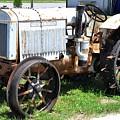Mccormick-deering 10-20 Tractor by John Black