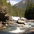 Mcdonald Creek 2 by Marty Koch