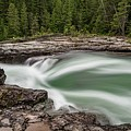 Mcdonald Creek by Bill Sincavage