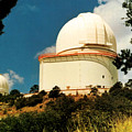 Mcdonald Observatory At Mt. Locke by Ruth  Housley