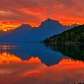 Mcdonald Sunrise by Greg Norrell
