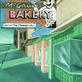 Mcgavins's Bakery by Sally Banfill
