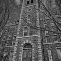 Mcgraw Hall - Bw by Stephen Stookey