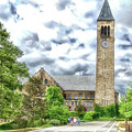 Mcgraw Tower Cornell University Ithaca New York Pa 10 by Thomas Woolworth